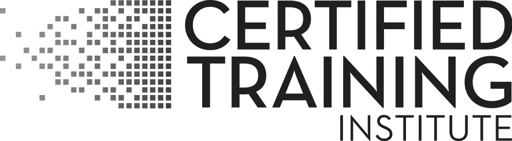 Certified Training Institute Professional Opportunities