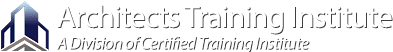 Architects Training Institute Logo