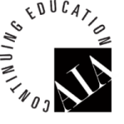 AIA Approved Continuing Education for Architects