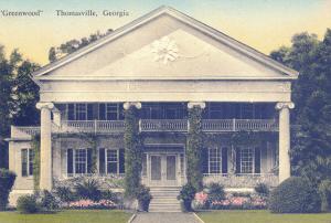 Famous Victorian Era Homes - Thomasville Georgia