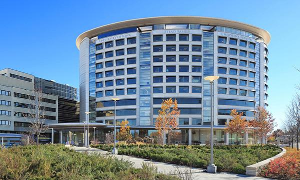 University of Iowa's Stead Family Children's Hospital