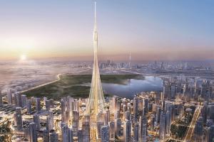 Dubai Creek Harbour A Neighborhood of Innovative Architecture