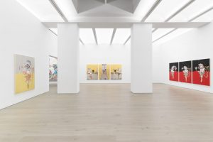 Galerie Perrotin | Peterson Rich Office