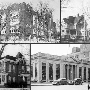 Endangered Buildings in Iowa