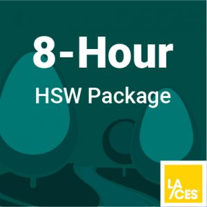 Product Image: 8 HSW Landscape Architect Continuing Education Package