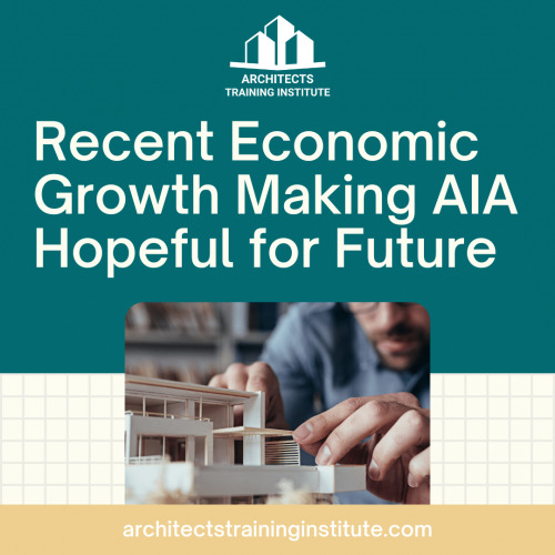 Recent Economic Growth Making AIA Hopeful for Future